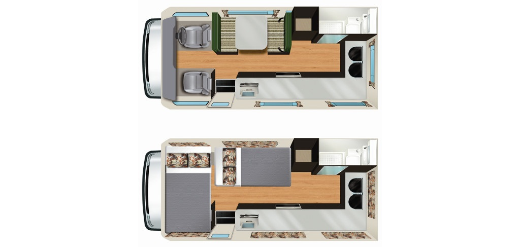 Cheapa 4 Berth